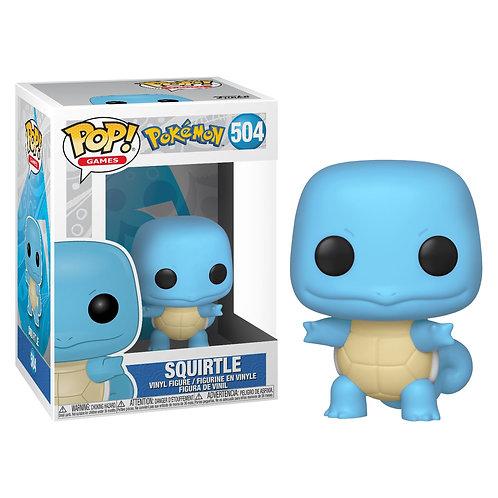 Squirtle Pokemon Funko Pop! Vinyl Games