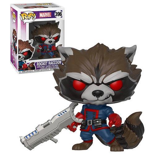 Rocket Raccoon Funko Pop! Vinyl Marvel Games