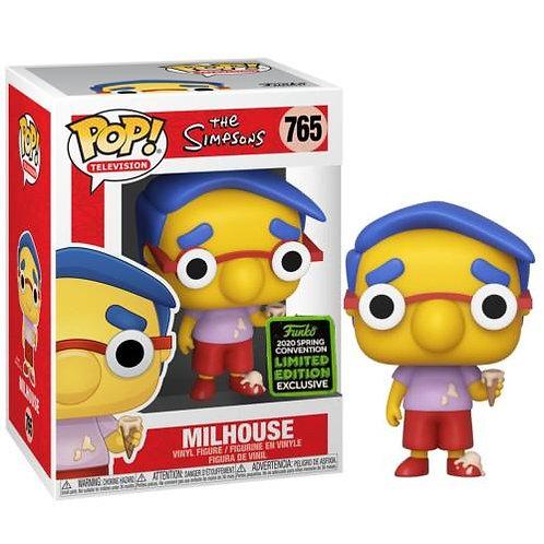 Milhouse (The Simpsons) - Funko Pop Vinyl