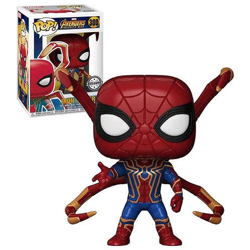 Iron Spider With Spider Legs Funko Pop! Vinyl Avengers Marvel