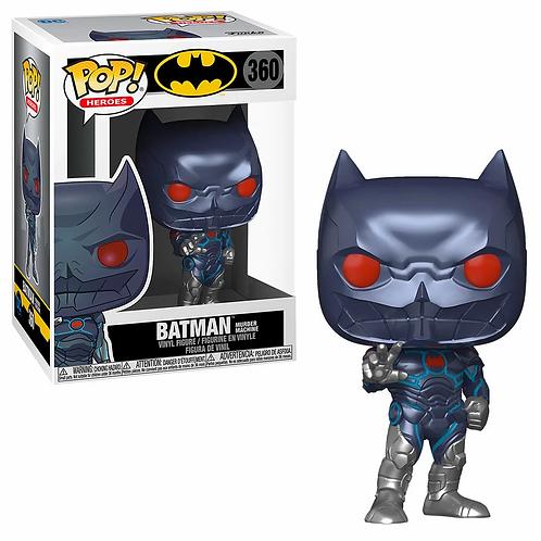 DC Comics Batman Murder Machine Funko Pop! Vinyl Heroes