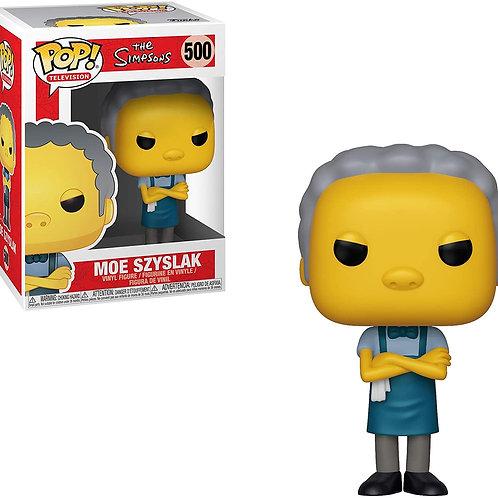Moe Szyslak (The Simpsons) - Funko Pop Vinyl