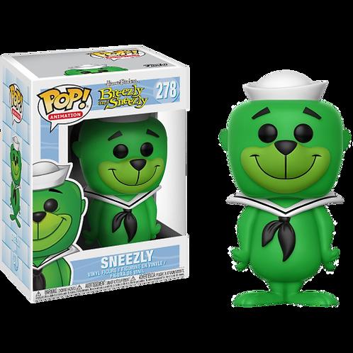 Sneezly Breezly & Sneezly Funko Pop! Vinyl Animation