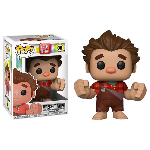 Wreck it Ralph Breaks The Internet Funko Pop! Vinyl Disney
