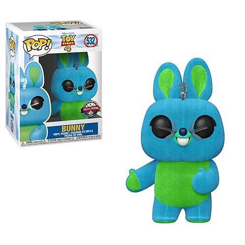 Bunny Flocked Funko Pop! Vinyl Toy Story 4