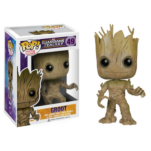 Groot - Guardians of the Galaxy, Funko Pop! Vinyl