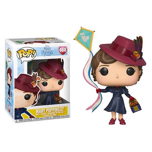 Mary Poppins With Kite Funko Pop! Vinyl Mary Poppins Returns Disney