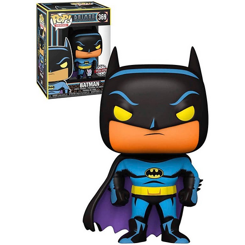 Black Light - Batman - Funko Pop! Vinyl