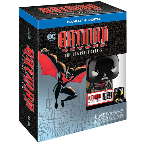 Batman Beyond The Complete Series Exclusive Blu-ray
