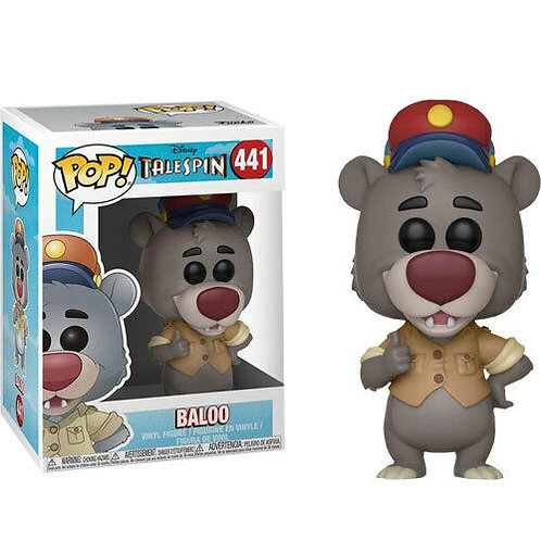 Baloo Talespin Funko Pop! Vinyl Disney