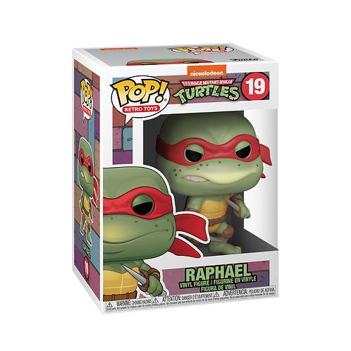 Retro Toy's - Raphael - Funko Pop! Vinyl