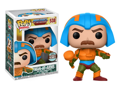 He-Man - Man-At-Arms (Speciality Series) - Funko Pop! Vinyl