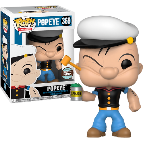 Popeye Funko Pop! Vinyl Animation