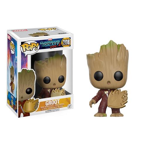 Groot (w/ Patch) - Guardians of the Galaxy Vol 2, Funko Pop! Vinyl