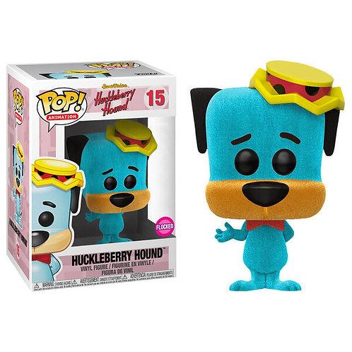 Huckleberry Hound Flocked Hanna Barbera Funko Pop! Vinyl Animation