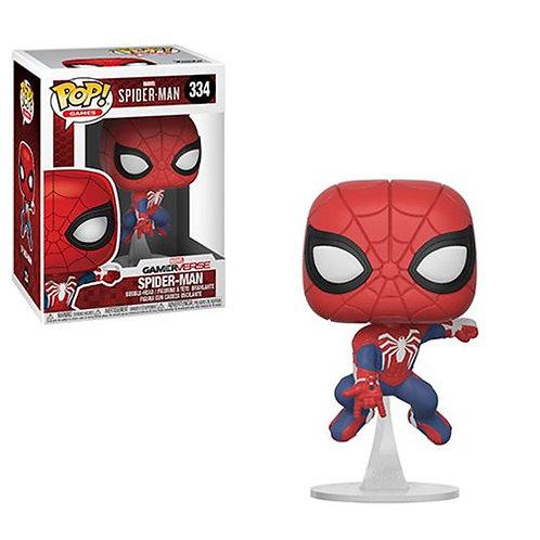 Spider-Man White Spider Funko Pop! Vinyl Gameverse Games