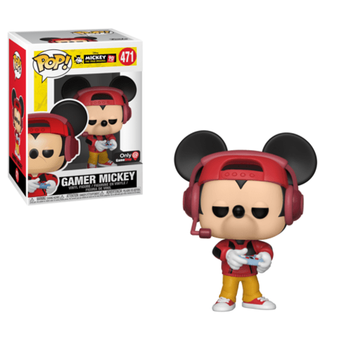 Gamer Mickey - Funko Pop Vinyl
