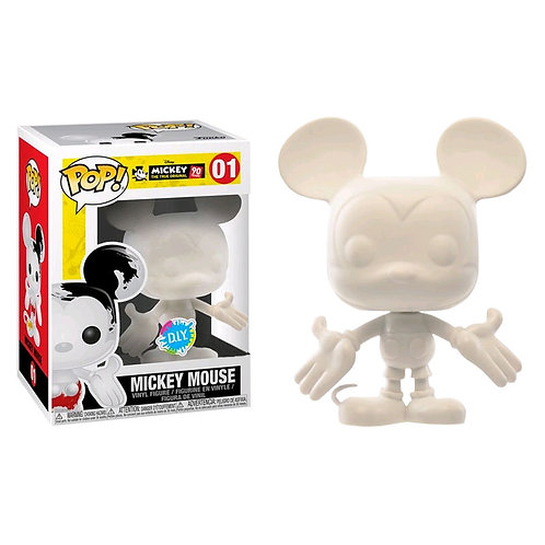 Mickey Mouse The True Original 90 Years DIY Funko Pop! Vinyl Disney