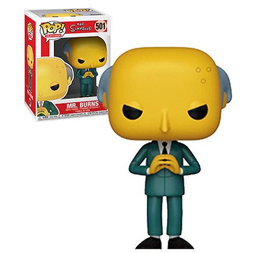 Mr Burns (The Simpsons) - Funko Pop Vinyl