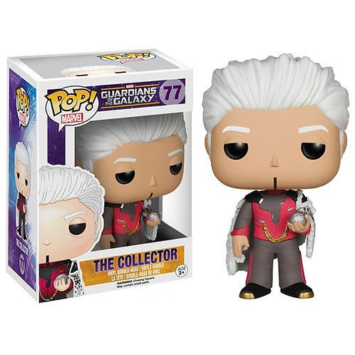 The Collector Guardians of the Galaxy Funko Pop! Vinyl Marvel