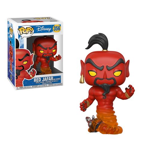 Red Jafar (as Genie) - Aladdin, Funko Pop! Vinyl