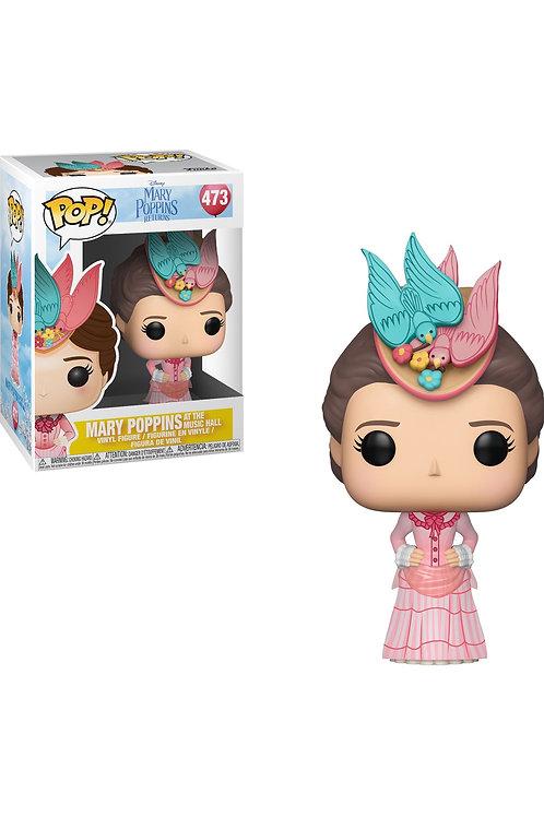 Mary Poppins Pink Dress Funko Pop! Vinyl Mary Poppins Returns