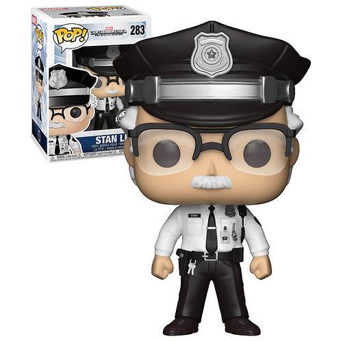Stan Lee Security Guard Captain America Civil War Funko Pop! Vinyl Marvel