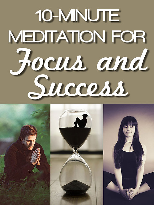 Meditation for Focus and Success