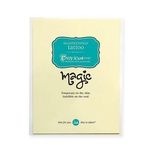 """Magic"" Manifestation Tattoo"
