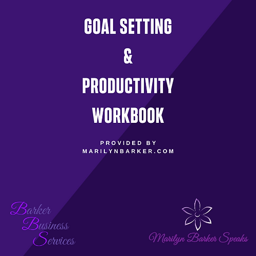 Goal Setting Guidance