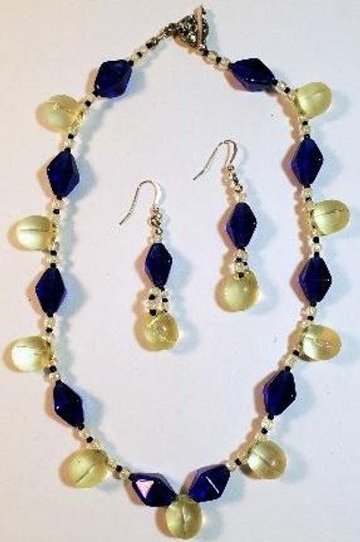 """16"""" antique & repurposed beads"""
