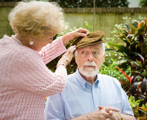 Los ojos podrían ayudar a diagnosticar el Alzheimer