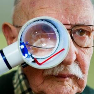 """Nuevo estudio muestra alternativa para """"entrenar"""" los ojos ante la pérdida de la visión por degenera"""