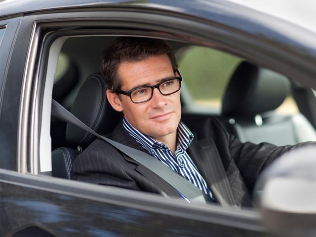La importancia de tener una buena visión al conducir