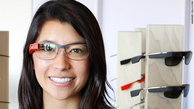 Google Glass añade estilo y llega a los lentes de prescripción