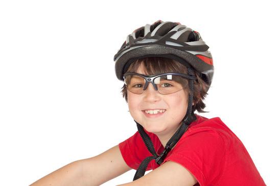 Protege tus ojos cuando hagas deporte