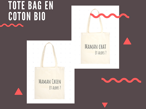 Tote Bag en coton bio