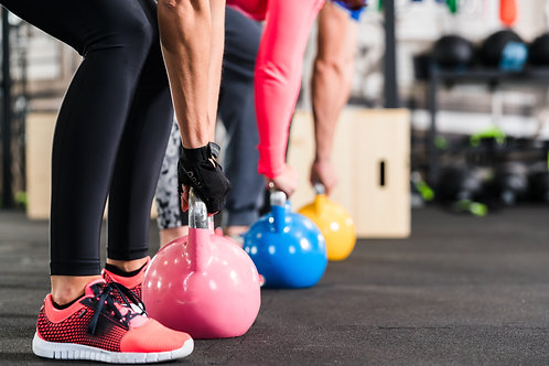 Online Personalized Training (Monthly)