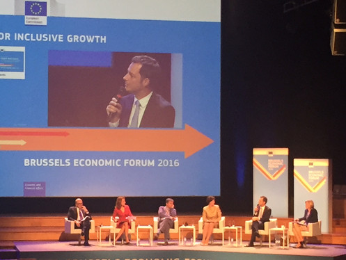 Brussels Economic Forum