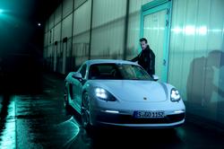 Konzept & Produktion Masha x Porsche