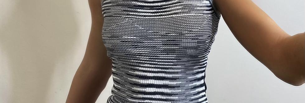 Missoni vest black