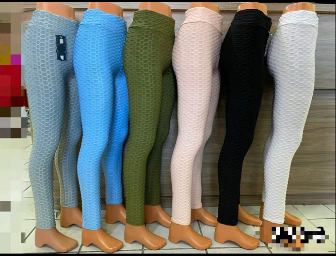 Waffle Leggings - various colours