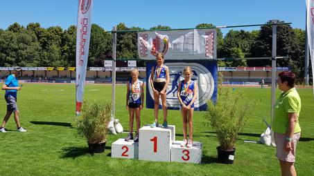 Provinciaal kampioenschap Jeugd te Turnhout