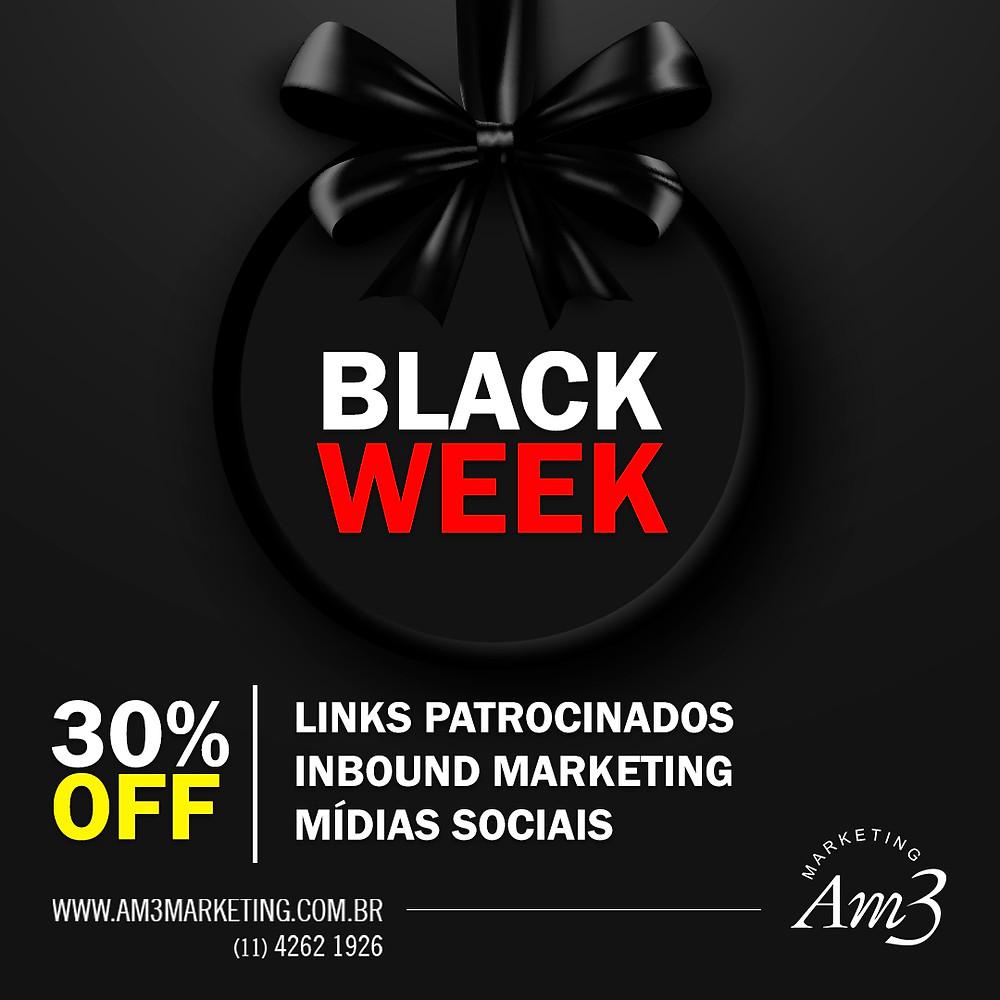 black week AM3 Marketing