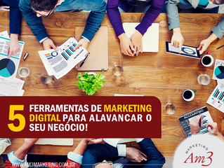 Ferramentas de Marketing Digital mais utilizadas no Brasil