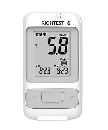 Rightest GM700SB Bluetooth Glucose Meter 瑞特血糖检测仪