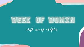 Week of Womxn