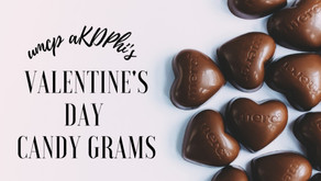 Valentine's Day Candy Grams Fundraiser