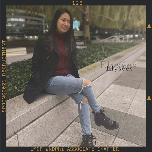 #128 Crystal *Élysées* Wang