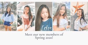 Spring 20: Neo Spotlight